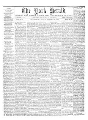 York Herald, 23 Dec 1859