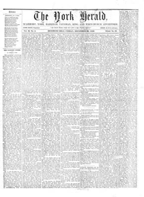 York Herald, 30 Dec 1859