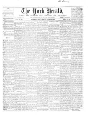 York Herald, 20 Jul 1860