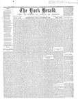 York Herald23 Nov 1860