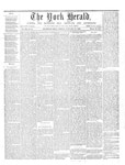 York Herald11 Jan 1861