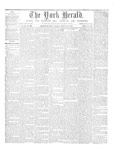 York Herald, 22 Mar 1861