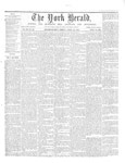 York Herald19 Apr 1861