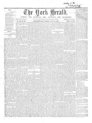 York Herald, 21 Jun 1861