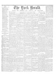 York Herald12 Jul 1861