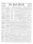 York Herald15 Nov 1861