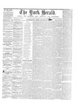 York Herald13 Dec 1861
