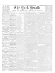York Herald20 Dec 1861