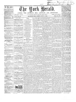 York Herald, 4 Jul 1862