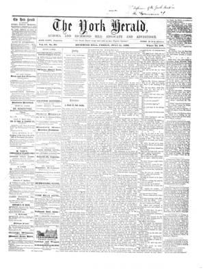 York Herald, 11 Jul 1862