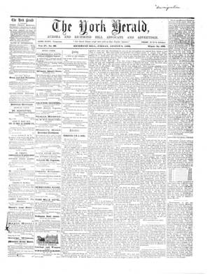 York Herald, 8 Aug 1862