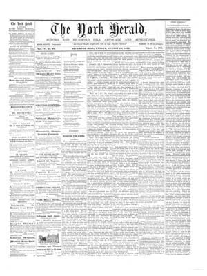 York Herald, 15 Aug 1862