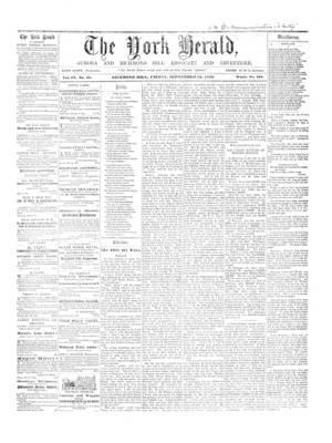 York Herald, 12 Sep 1862