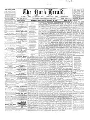 York Herald, 10 Oct 1862