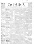 York Herald, 28 Nov 1862