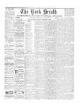 York Herald, 1 Dec 1865