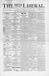 The Liberal, 14 Apr 1882