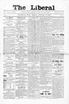 The Liberal, 12 Jan 1883