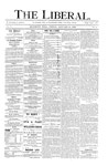 The Liberal, 25 Jan 1884