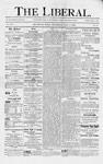 The Liberal, 7 Jan 1886