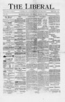 The Liberal, 11 Mar 1886