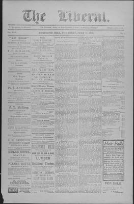 The Liberal, 24 Jul 1902