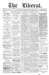 The Liberal, 18 Nov 1909