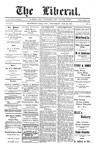 The Liberal, 29 Feb 1912