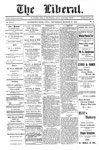 The Liberal, 21 Mar 1912