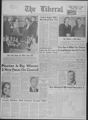 The Liberal, 9 Dec 1965