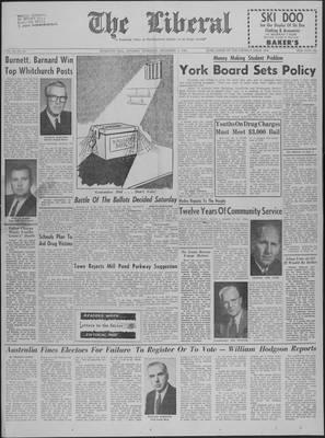 The Liberal, 4 Dec 1969