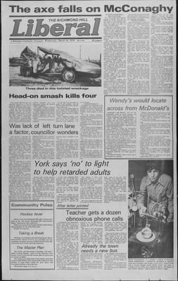 Richmond Hill Liberal, 14 Mar 1979