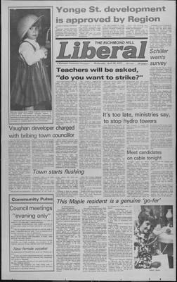 Richmond Hill Liberal, 18 Apr 1979