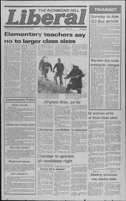 Richmond Hill Liberal, 25 Apr 1979
