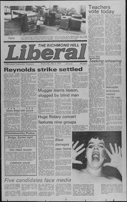 Richmond Hill Liberal, 2 May 1979