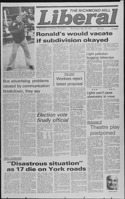 Richmond Hill Liberal, 30 May 1979