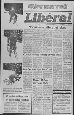Richmond Hill Liberal, 26 Dec 1979