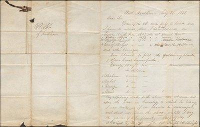 Genealogical record of Ebenezer Wright