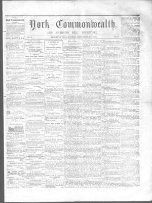 York Commonwealth, 31 Dec 1858