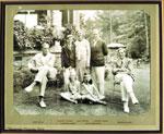 The Eatons at Kawandag, 1929
