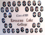 Class of 1989 Rosseau Lake College