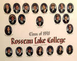 Class of 1990 Rosseau Lake College