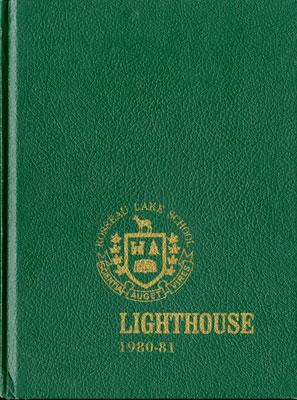 The Rosseau Lake School Year Book 1980-81