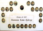 Class of 1997 Rosseau Lake College