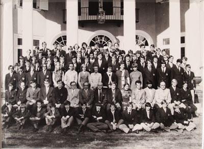 Student Body 1971-72