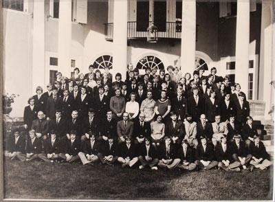 Student Body 1972-73