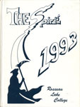 The Spirit 1993, Rosseau Lake College Yearbook