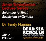 Anne Tanenbaum Lecture Series: Dr. Hindy Najman