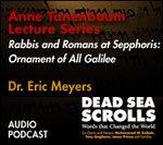 Anne Tanenbaum Lecture Series: Dr. Eric Meyers