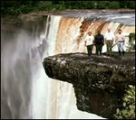 ROM Research: Kaieteur Falls, Guyana&nbsp;